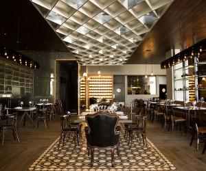 San Juan Grill Restaurant by Jakob Gmez
