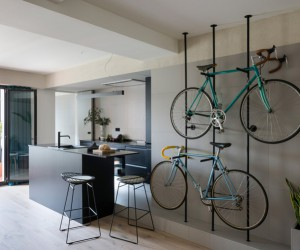 Sant Antoni Apartment by Colombo and Serboli Architecture