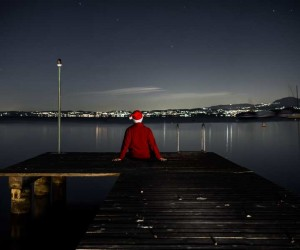 Santas Ordinary Nights by Leonardo Papi