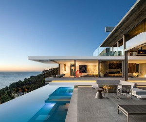 SAOTA Completes Stefan Antonis Home In Cape Town