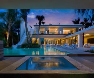 SAOTAs Pine Tree Residence in Miami Beach