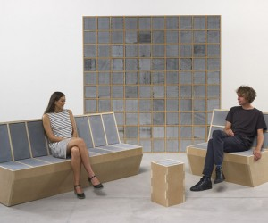 Sarah Lucas Presents Her First Furniture Collection