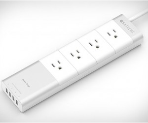 Satechi Aluminum Power Strip