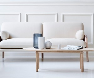 Savannah Coffee Table by Monica Frster