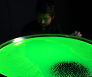 Save Lab Visualizes Brain Activity with Magnetic Liquid
