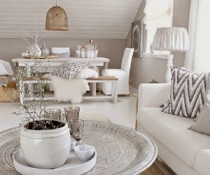 Scandinavian Grey Accents