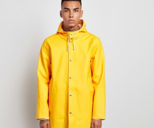Scandinavian Raincoats That Will Keep You Dry
