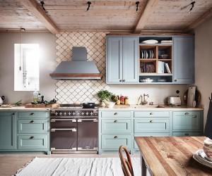 Scandinavian Rustic Duplex