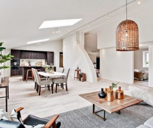 Scandinavian Style Loft