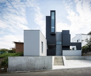 Scape House by FORM Kouichi Kimura Architects