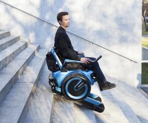 Scewo Electric Stair Climbing Wheelchair