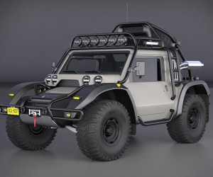 SCG Boot Off-Road Vehicle