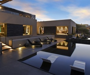 Scintillating Las Vegas Home | Amazing Lighting Feature