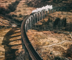 Scotland From Above: Moody Drone Photography by Callum Thompson