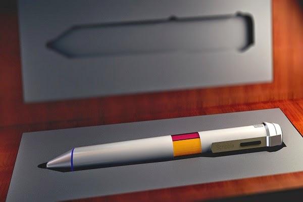Scribble Color Picker Pen