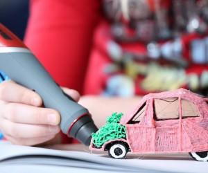Scribbler DUO: Dual-Nozzle 3D Printing Pen