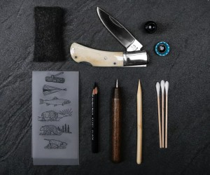 Scrimshaw Knife DIY Kit