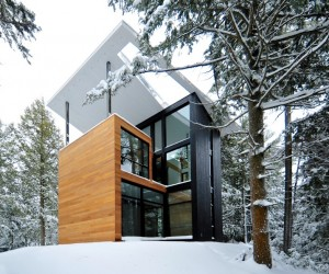 Sculptural House - Collaboration Between an Architect and a Sculptor