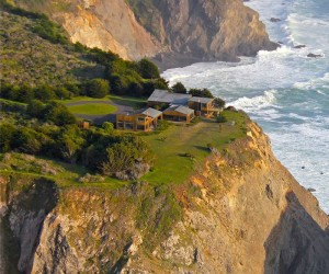 Sea Arches Residence in Mendocino Asking 4.2 Million