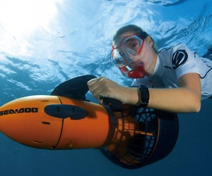 SEADOO Underwater Scooter