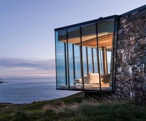 Seascape Retreat in New Zealand