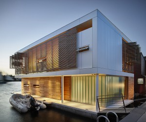 Seattle Floating Home