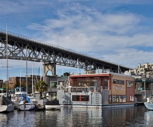 Seattle Houseboat Design by Graham Baba