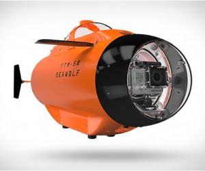 Seawolf GoPro Submarine