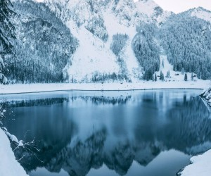 Sebastian Scheichl Captures Breathtaking Photos of Austrias Winter Wonderland