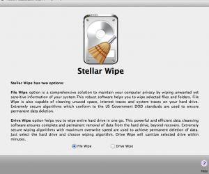 Secure wipe Mac drive