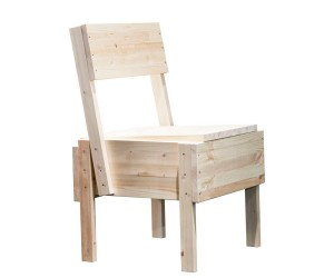 Sedia 1 Chair by Enzo Mari for Artek