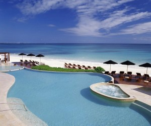 Seductive Riviera Maya Resort Surrounded by Jungle and Ocean