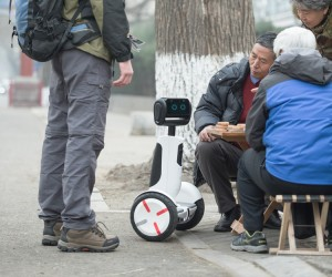 Segway Advanced Personal Robot Unveiled at CES 2016