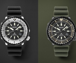 Seiko Prospex Street Series Diver Watch