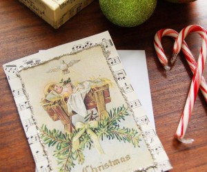 Send Some Holiday Cheer With These 50 DIY Christmas Cards