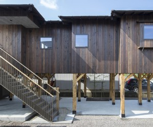 Series of House by Life Style Koubou