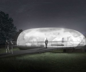 Serpentine Pavilion 2014 by Smiljan Radic
