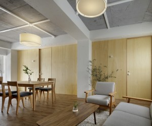 Serviced Apartments in Otsuka by Takashi Nishitani Architects
