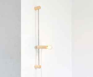 SET: Adjustable Wall Light