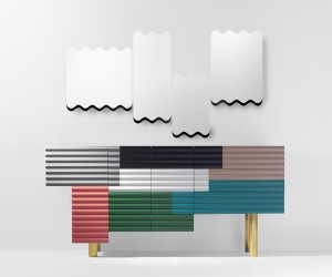 Shanty Cabinet Collection by Doshi Levien for BD Barcelona