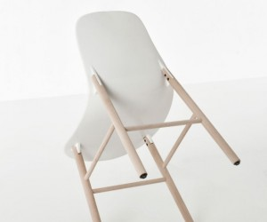 Sharky Chair by Neuland Design Studio
