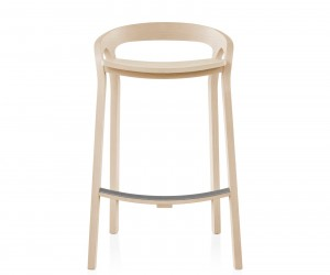 She Said Stool by Studio Nitzan Cohen for Mattiazzi