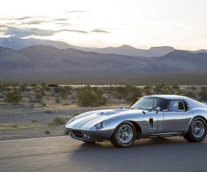 Shelby Cobra Daytona Coupe 50th Anniversary