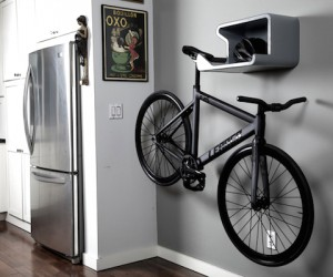 Shelfie | Home Bike Hanger