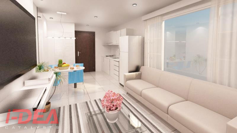 Shell residences by smdc minimalist 1 bedroom condo 1 bedroom condo design