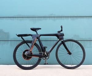Shibusa Bicycle by Elvin Chu