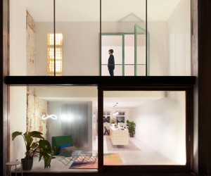 Shift Architecture Urbanism Designs a Lively Private Home in Rotterdam, The Netherlands