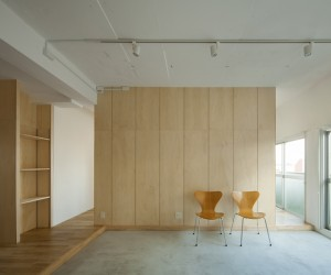 Shimhori Renovation by MOVEDESIGN