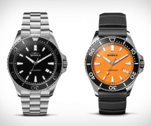 Shinola Monster Dive Watch