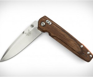 Shinola X Benchmade Pocket Knife